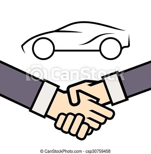 business handshake clipart vector search illustration drawings rh canstockphoto com vector handshake free download handshake vector image