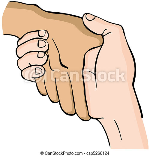 Business Handshake - csp5266124