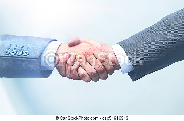 Business handshake - csp51916313