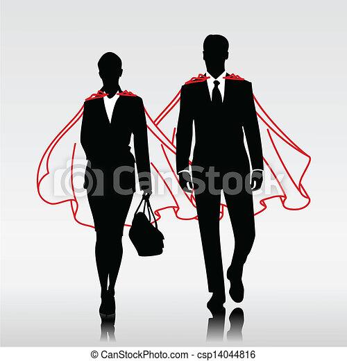 Business heroes - csp14044816