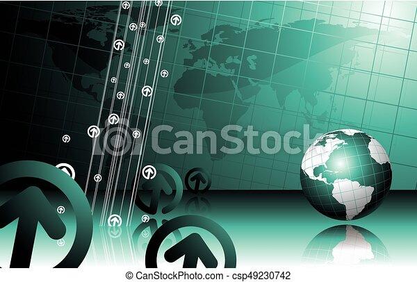 business illustration - csp49230742