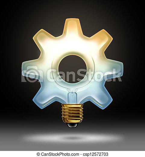 Business Innovation - csp12572703