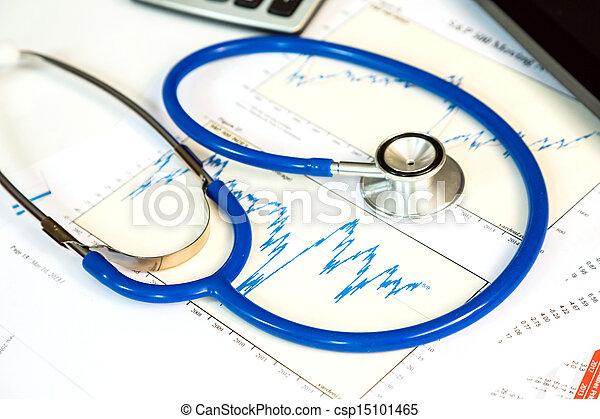 business insurance concept - csp15101465