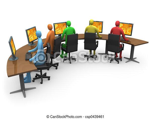 Business - Internet Access #4 - csp0439461