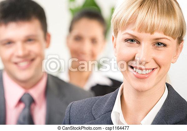 Business leader - csp1164477