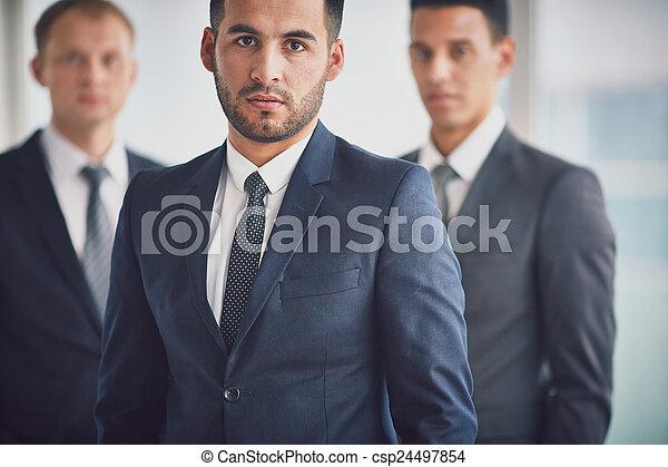Business leader - csp24497854