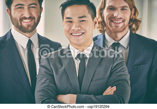 Business leader  - csp19120294
