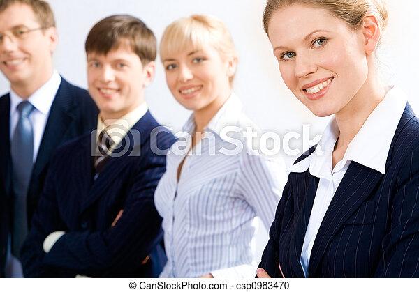 Business leader - csp0983470