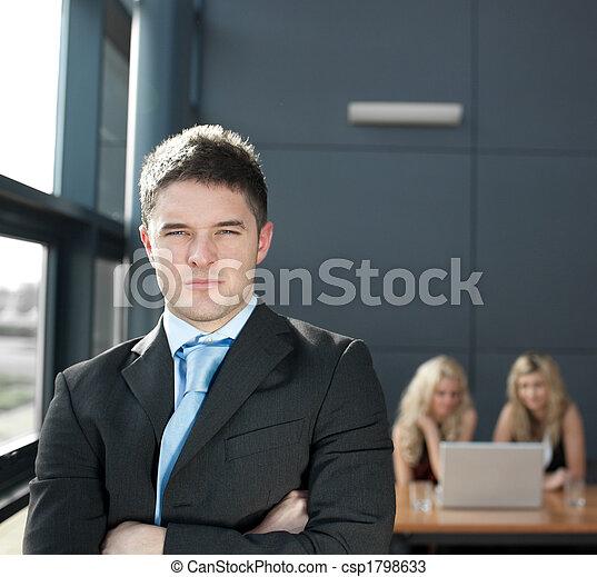 Business leader - csp1798633