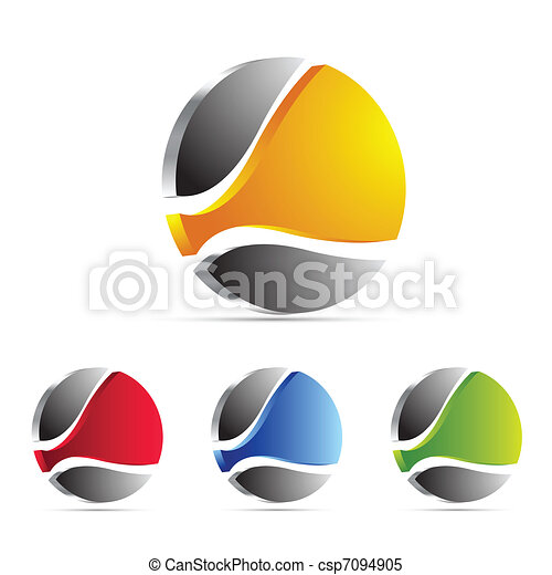 business logo, icon - csp7094905