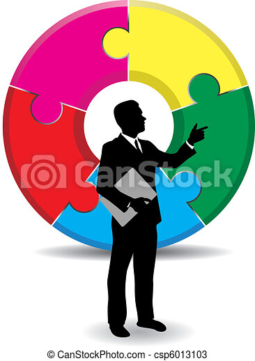 business man - csp6013103