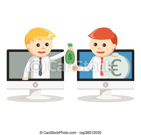 how to make money online stock exchange