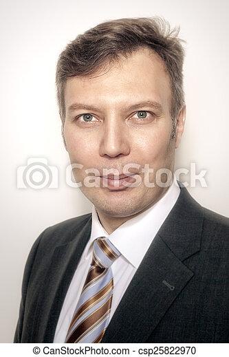 business man - csp25822970