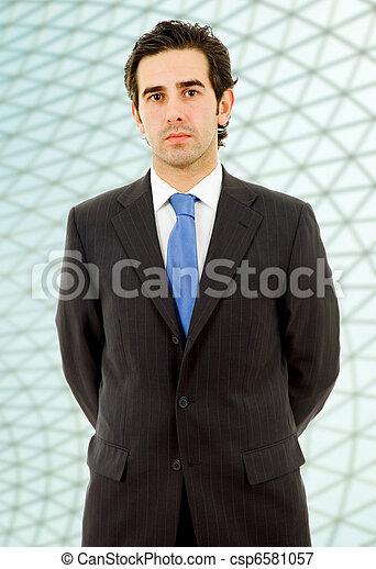 business man - csp6581057