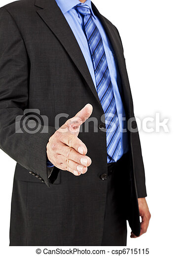 business man - csp6715115
