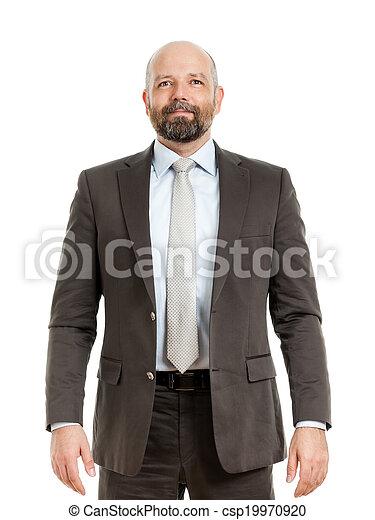 business man - csp19970920