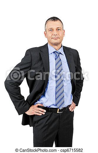 business man - csp6715582