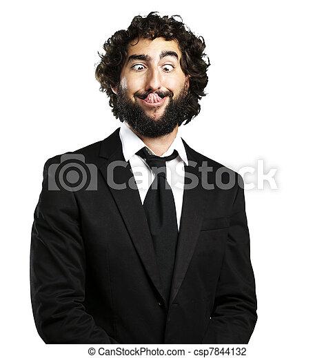 business man - csp7844132