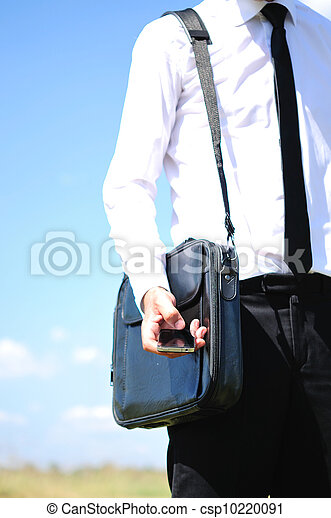 Business Man - csp10220091