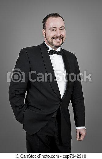 business man - csp7342310