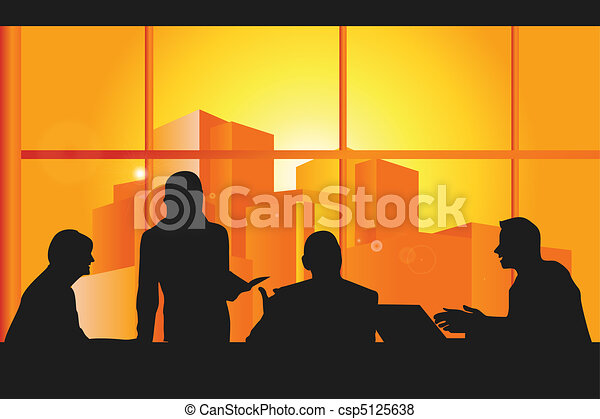Business meeting - csp5125638