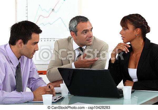 Business meeting - csp10428283