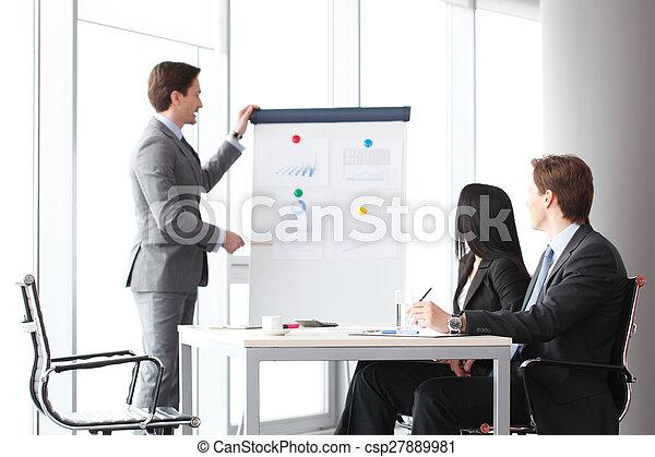 business meeting - csp27889981