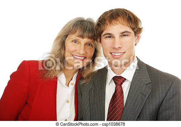Business Mentoring - csp1038678