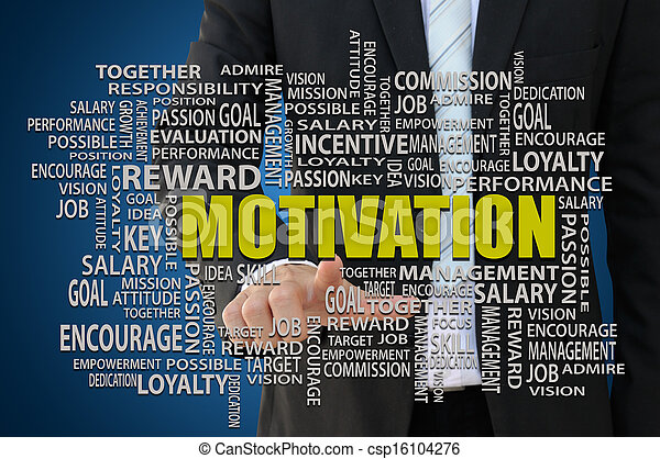 Business Motivation Concept - csp16104276