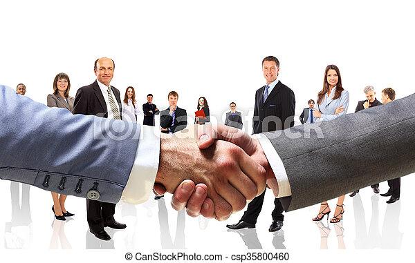 business národ - csp35800460