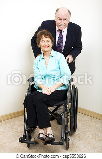 Business Partners - Disability - csp5553626
