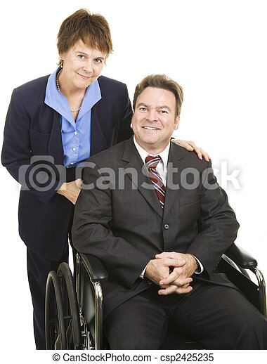 Business Partners - Disability - csp2425235
