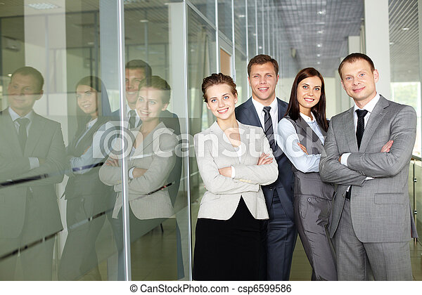 Business partners - csp6599586