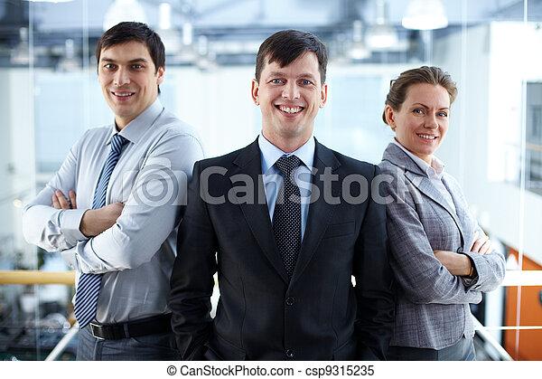 Business partners - csp9315235