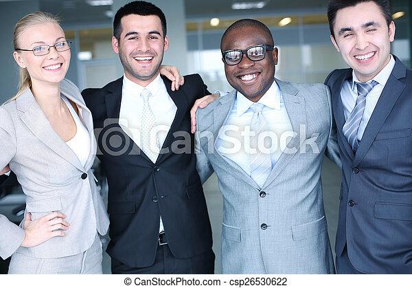 Business partners - csp26530622