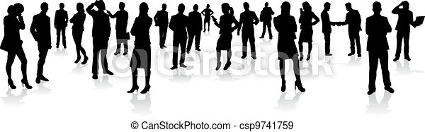 business people  - csp9741759