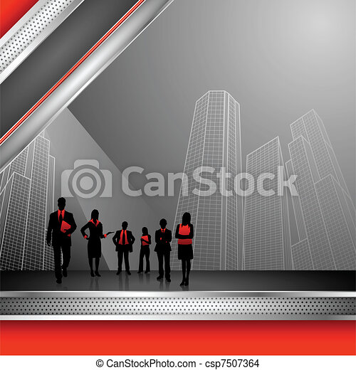 Business People - csp7507364