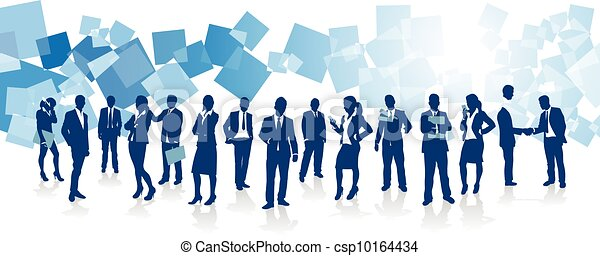 business people  - csp10164434