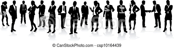 business people  - csp10164439