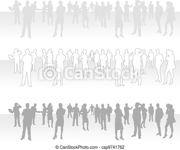 business people  - csp9741762