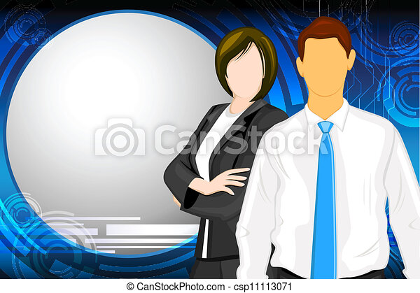 Business People - csp11113071