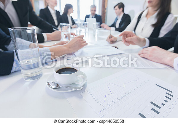 Business people meeting at office - csp44850558