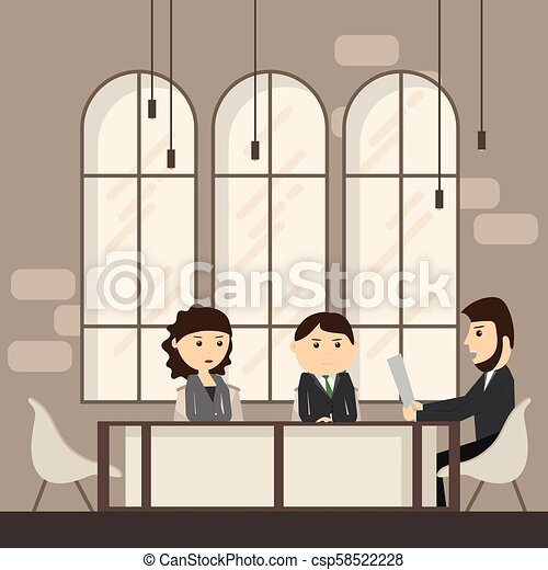 Business People Meeting Discussing Office Desk Businesspeople Working - csp58522228