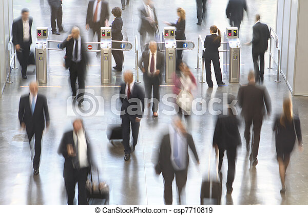 Business People - csp7710819