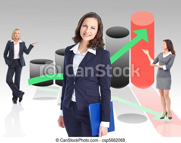 Business people team - csp5662068