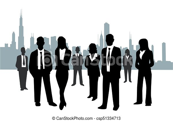 Business People - csp51334713