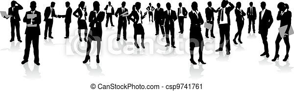 business people  - csp9741761