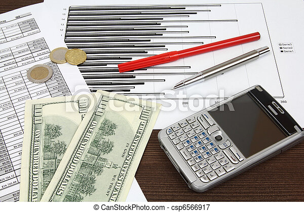 Business - csp6566917