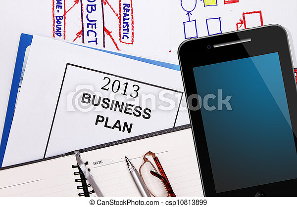business plan for 2013 - csp10813899