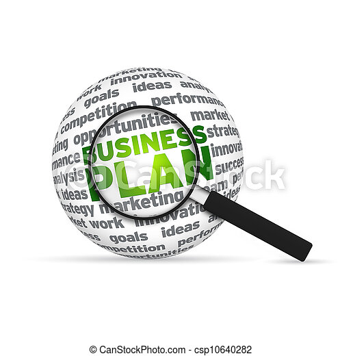 Business Plan - csp10640282